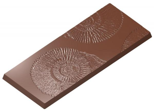 Polykarbonátová forma na tab. čokoládu, línia Bean to Bar, 275x135 mm - CHOCOLATE WORLD